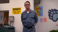 Daran Norris as Pootatuck custodian