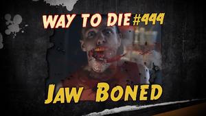 Jaw Boned