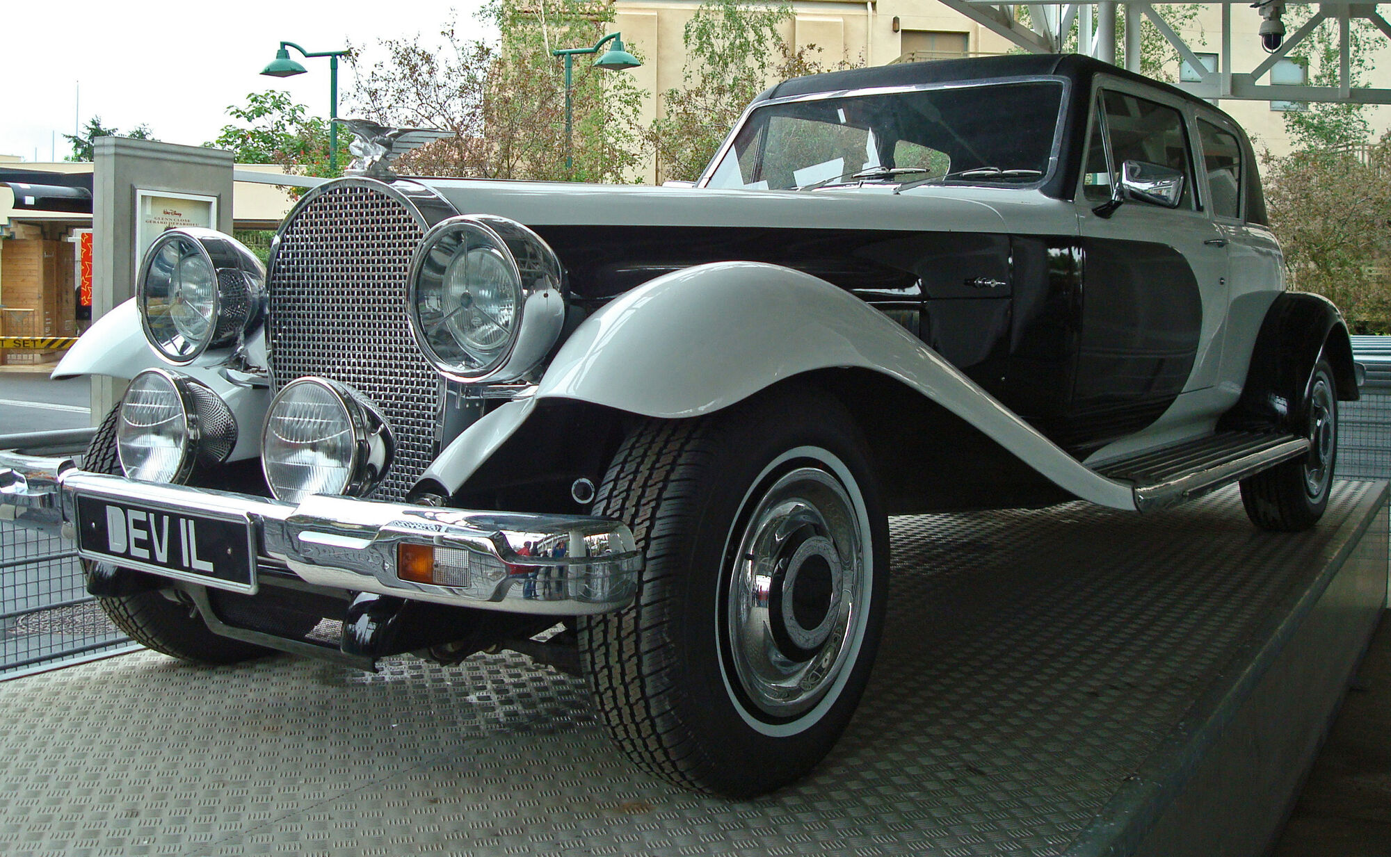 Cruella's car | 101 Dalmatians Wiki | Fandom powered by Wikia Cruella Deville Car Disney