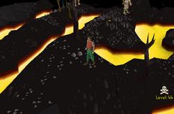 Lava Maze