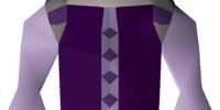 Purple elegant shirt