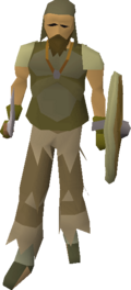 Mercenary (with coif)