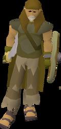 Mercenary (white beard)
