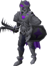 Elite diary set equipped