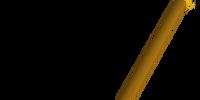 Gilded spear