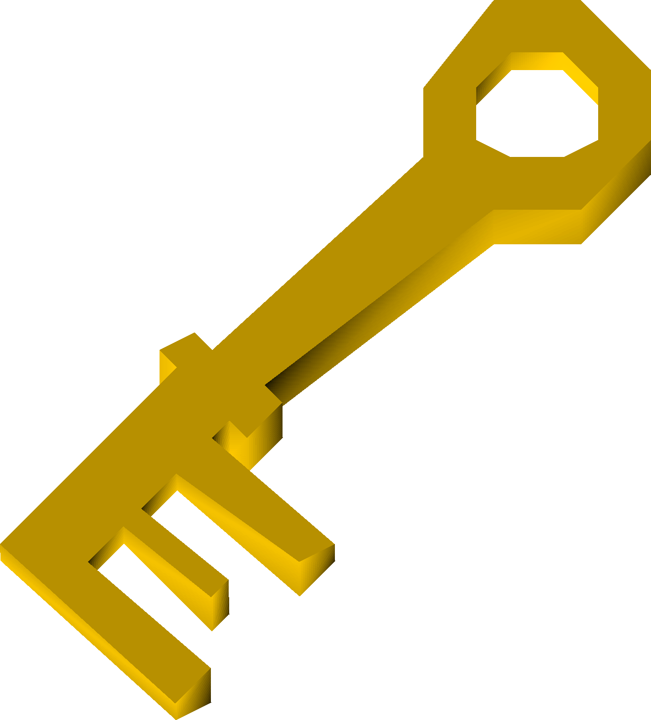 New key detail