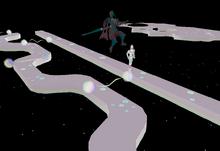 Lunar Diplomacy race