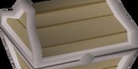Teak prize chest