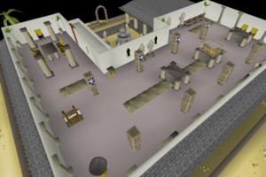 Al Kharid Palace first floor
