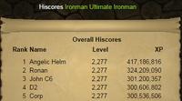 Ironman Mode (3)