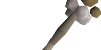 Mystic dust staff