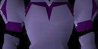 Purple elegant blouse