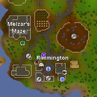 POH location - Rimmington