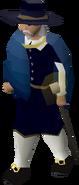 Saradomin priest