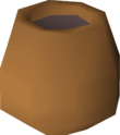 Pot of vinegar detail