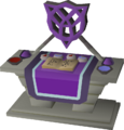 Dark altar (POH) built.png