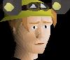 Prospector helmet chathead