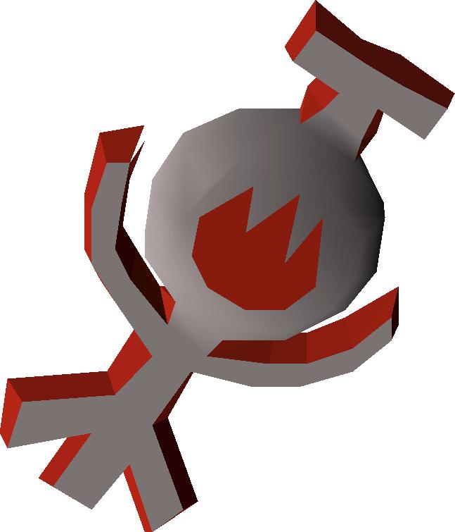 Runescape fire talisman