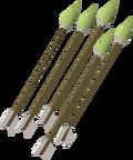 Ogre arrow detail