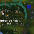 Hot cold clue - Burgh de Rott map.png