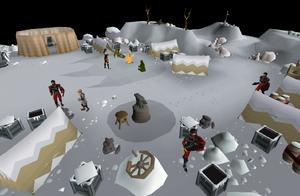 Wintertodt Camp