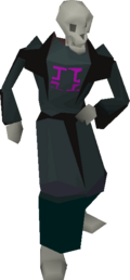 Skeleton Mage (lv 16)