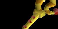 Pharaoh's sceptre