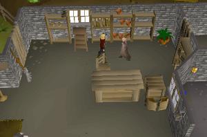 Sarah's Farming Shop