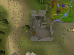 Map clue solution Observatory