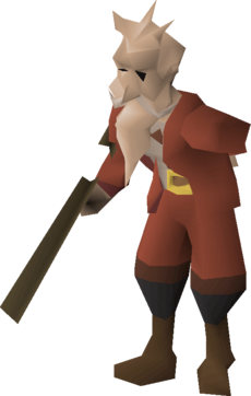 Red Axe Director