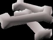 Jogre bones detail