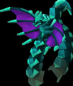 Zulrah (turquoise)