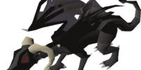 Brutal black dragon