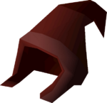 Solus's hat detail