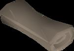 Stodgy mattress detail