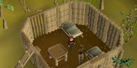 Tamayu's Spear Stall