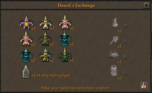 Elnock's Exchange