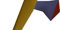 Mithril axe
