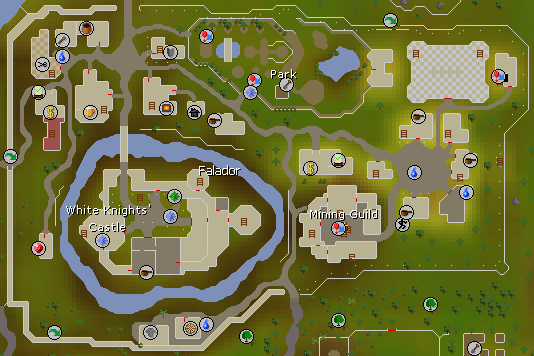 Falador Mole Lair 2007scape Wiki Fandom Powered By Wikia