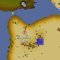 Kalphite Fairy Ring Code