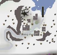 Fishing Hamlet map
