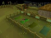 Drill Demon random event
