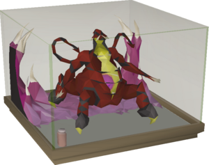 Abyssal Sire display