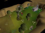 Roving Elves moss giant