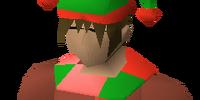 Tri-jester hat