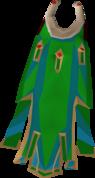 Guthix max cape detail