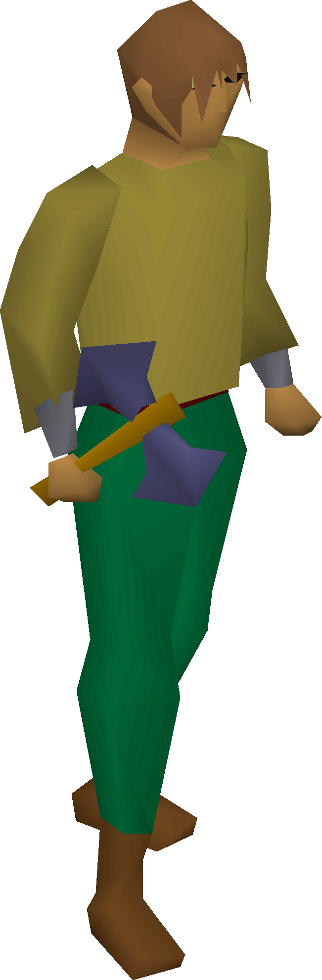 File:Mithril thrownaxe equipped.png