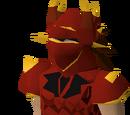 Dragon plateskirt (g)