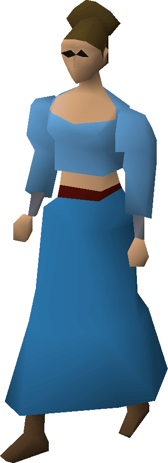 Lady Servil