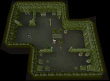 Burgh de Rott basement